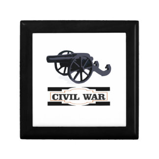 gray civil war cannons gift boxes