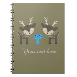 Gray Deer Notebook