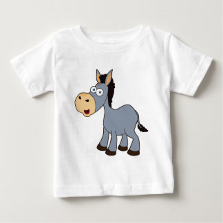gray donkey baby T-Shirt