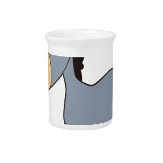 gray donkey beverage pitchers
