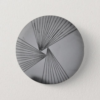 Gray Explicit Focused Love 2 Inch Round Button