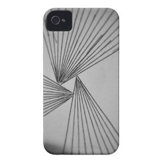Gray Explicit Focused Love iPhone 4 Case