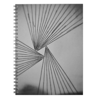 Gray Explicit Focused Love Notebook