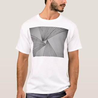 Gray Explicit Focused Love T-Shirt