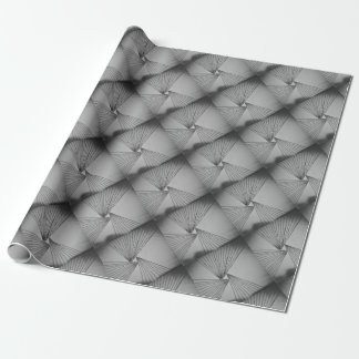 Gray Explicit Focused Love Wrapping Paper