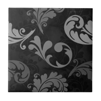 Gray, Feathers, Grey, Feather, Graceful Ceramic Tiles