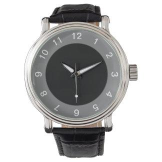 Gray Frame Watch Template