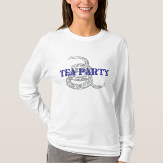 Gray Gadsden Tea Party Hoodie