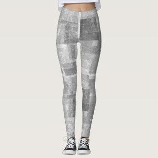 Gray Glam Leggings