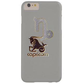 Gray & Gold Capricorn, iPhone / iPad case