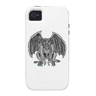 Gray Grey Gargoyle iPhone 4 Covers