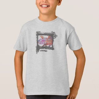 Gray Industrial Frame Kids T-Shirt  $27.70