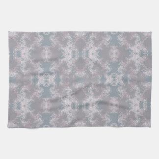 gray kitchen towel