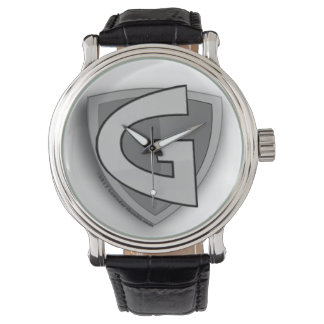 Gray Man Wristwatch
