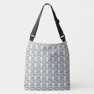 Gray Matter Crossbody Bag