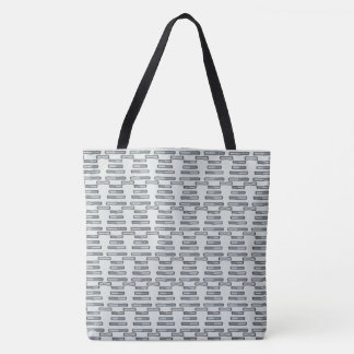 Gray Matter Tote Bag