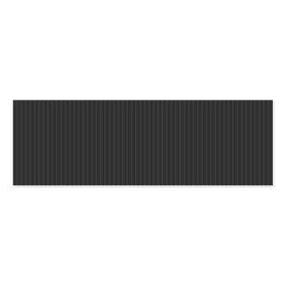 Gray modern texture generic elegant personal mini business card