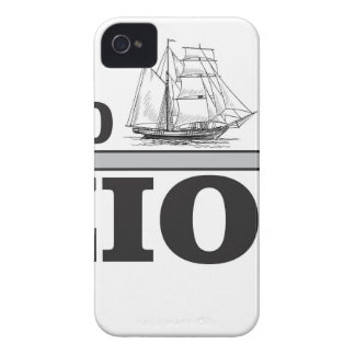 gray old ship zion iPhone 4 Case-Mate case