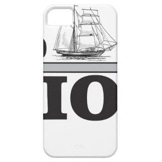 gray old ship zion iPhone 5 covers