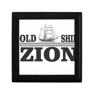 gray old ship zion jewelry box