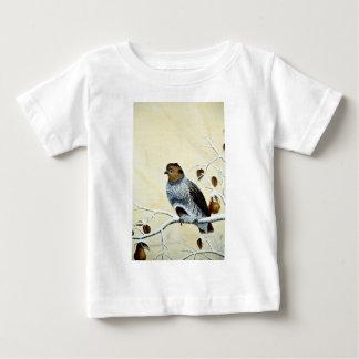 Gray partridge baby T-Shirt