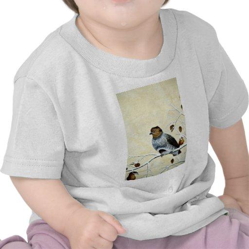 Gray partridge shirt