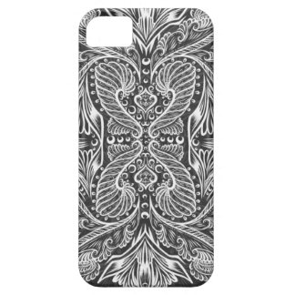 Gray, Raven of mirrors, dreams, bohemian iPhone 5 Case