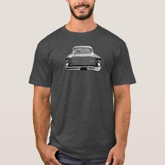 Gray scale 1958 Pontiac rear T-Shirt