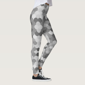Gray Scales Leggings