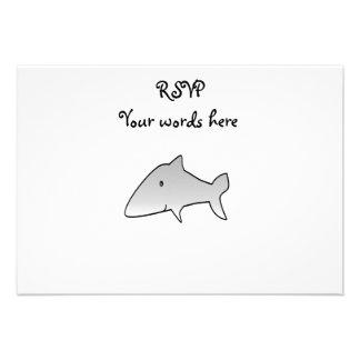 Gray shark announcements