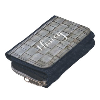Gray Shingles Wallets