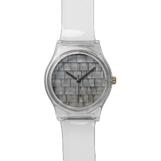 Gray Shingles Wrist Watch