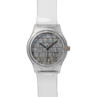 Gray Shingles Wristwatch