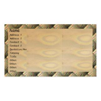 Gray Spectrum Border Grace Plain Template Business Card Template