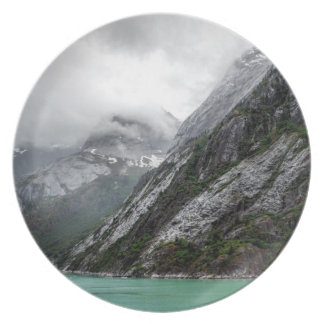 Gray Stone Mountain Plate
