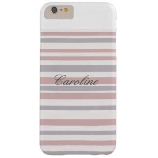 Gray Striped Phone Case