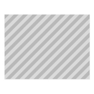 Gray Stripes. Postcard