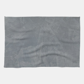 Gray Suede Kitchen Towel