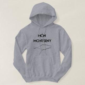 Gray sweater shirt Monmontseny