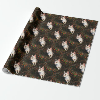 Gray Tabby Cat Wrapping Paper