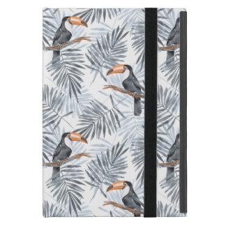 Gray Toucan Covers For iPad Mini