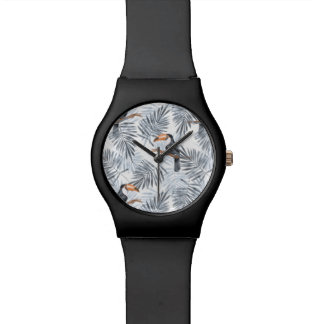 Gray Toucan Watch