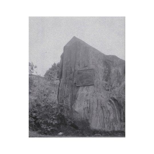 Graydon Rock on Canvas