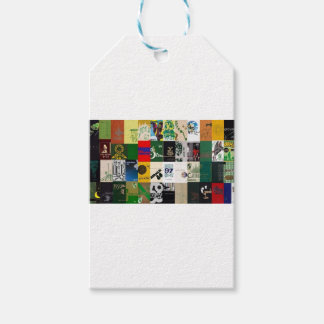 GRAYDON - YEARBOOK COVERS PACK OF GIFT TAGS