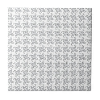 GrayGame Ceramic Tile