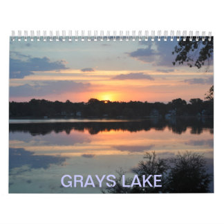 Grays Lake Wall Calendars