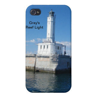Gray's Reef Light Iphone Case Cover For iPhone 4