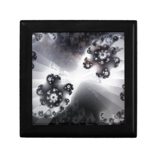 Grayscale Galaxy Gift Box