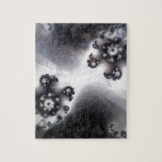 Grayscale Galaxy Puzzles