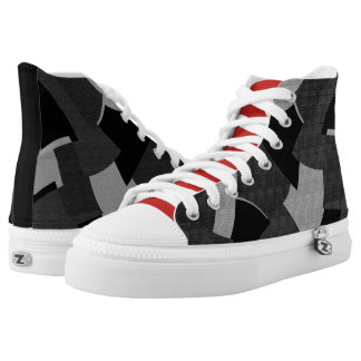 Grayscale IV High Tops